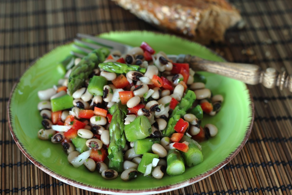 Black-Eyed-Peas-Salad