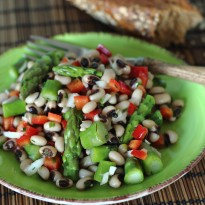 Black-Eyed-Peas-Salad