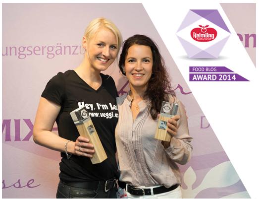 Die Siegerinnen des #Keimlingawards 2014
