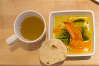 Vorschau-Thai-Curry-Suppe