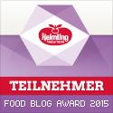 Basisch Fit ist Teilnehmer beim Keimling Food Blog Award! Danke!
