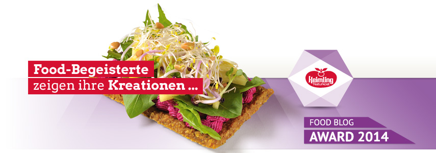 Der Keimling Food Blog Award