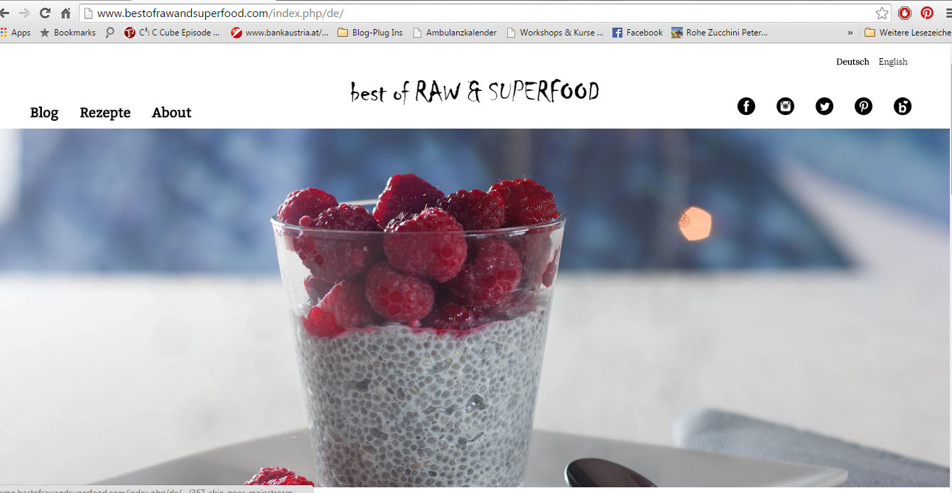 Best of Raw & Superfood